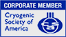 Cryogenic Society of America Corporate Sustaining Member logo